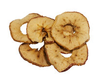 Crispy apple chips Royalty Free Stock Photo