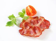 Crispy bacon Stock Images