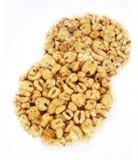 Crispy Baked Chinese Pearl Barley Stock Image
