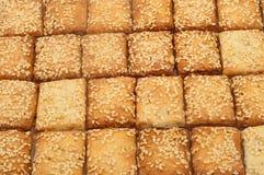 Crispy biscuit Stock Photo