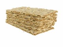 Crispy bread royalty free stock photo