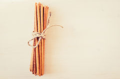 Crispy bread straw Stock Photography
