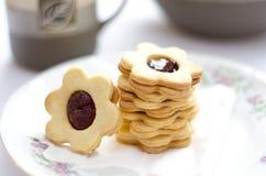 Crispy cakes Stock Photo