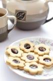 Crispy cakes Royalty Free Stock Photo
