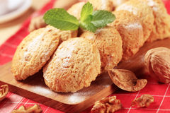 Crispy Cookies Royalty Free Stock Images