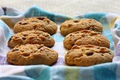 Crispy cookies Stock Photos