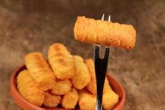 Crispy Croquettes Stock Photography