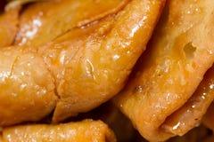 Crispy cukrowa skorupa Fotografia Royalty Free