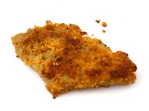 Crispy cutlet Stock Photos