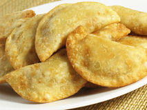 Free Crispy Empanadas Royalty Free Stock Photography - 4170027