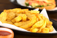 Crispy French Fries Royalty Free Stock Photography
