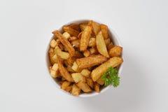 Crispy french fries Stock Photo