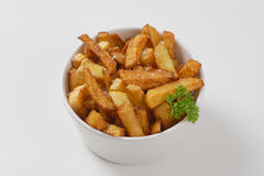 Crispy french fries Royalty Free Stock Image