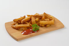 Crispy french fries Stock Photography
