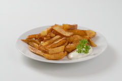 Crispy french fries Stock Photo