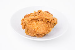 Crispy Fried Chicken Royalty Free Stock Photography