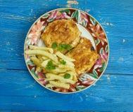 Crispy fried fish