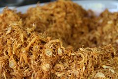 Free Crispy Fried Shredded Pork Royalty Free Stock Images - 48518039