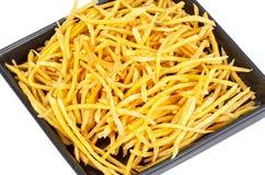 Crispy fried Sweet Potato Stick Stock Photography