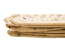 Crispy italian flatbread Royalty Free Stock Photo
