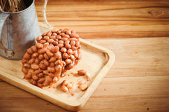 Crispy peanut Royalty Free Stock Image