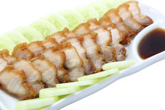 Crispy pork Stock Images