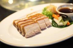 Crispy pork Stock Photography