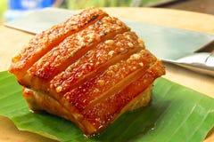 Crispy pork Royalty Free Stock Photos