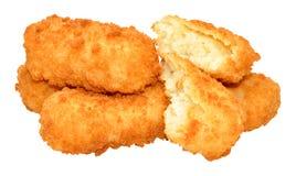 Crispy Potato Croquets Royalty Free Stock Photo