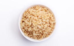 Crispy Rice Cereal 1 Stock Photography