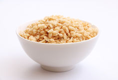 Crispy Rice Cereal 2 Stock Photo