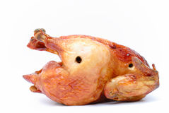 Crispy Roast Chicken Royalty Free Stock Images