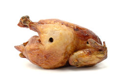 Crispy Roast Chicken royalty free stock image