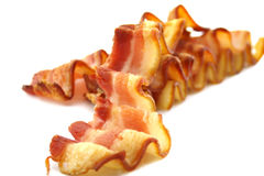 Crispy Skin Bacon Royalty Free Stock Images
