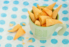 Crispy snack Stock Photography