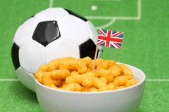 Crispy Snacks Royalty Free Stock Image