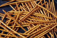 Crispy straw Royalty Free Stock Photos