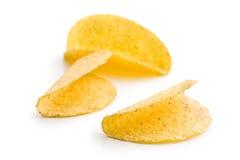 Crispy taco shells Royalty Free Stock Photos