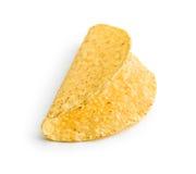 Crispy taco skorupa obrazy stock