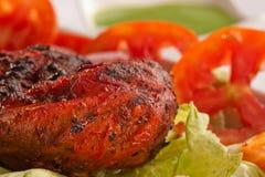 Crispy Tandoori Chicken. Royalty Free Stock Photo