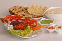 Crispy Tandoori Chicken. Royalty Free Stock Images