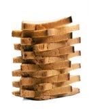 Crispy toast Stock Image
