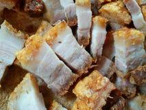 Crispy wieprzowina Obraz Stock