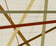 Criss Cross ilustración del vector