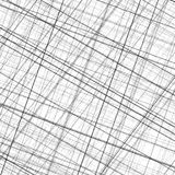 Criss cross lines Royalty Free Stock Photo