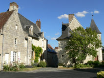 Crissay-sur-Manse ( France ) Royalty Free Stock Photography