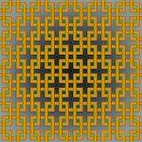 Crisscross abstract cellular Royalty Free Stock Photo