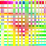 Crisscross Color Weave Royalty Free Stock Image