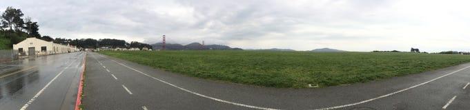Crissy Air Field, Presidio San Francisco, 2 Fotos de archivo