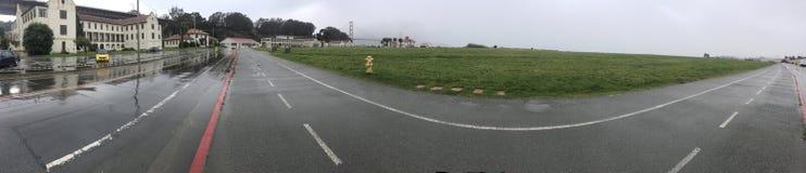 Crissy Air Field, Presidio San Francisco, 1 Foto de archivo libre de regalías